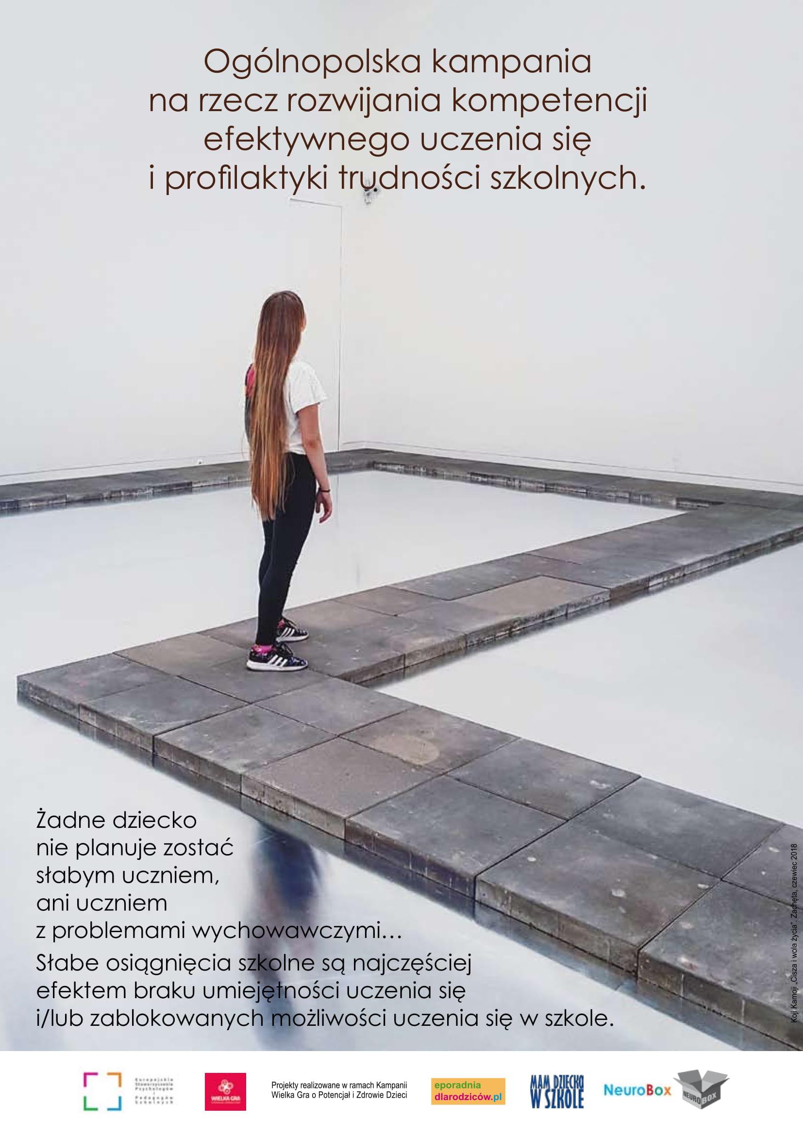 kampania-ucz-się-plakat Marysia