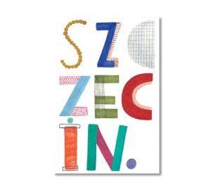 pocztowka-szczecin-napis-kolor